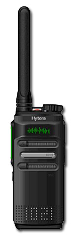 Hytera BD355 DMR